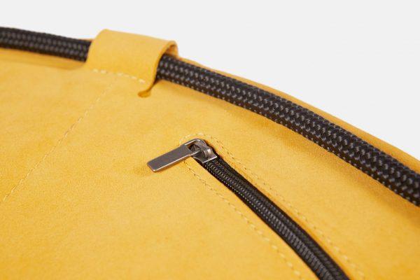 Bolso vira zero mustard detalle