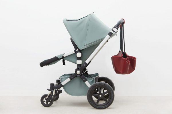 Bolso vira zero garnet carro bebe